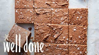 How to Make Beef Fat Fudge | Desserts | Well Done