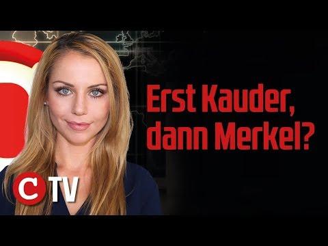 Erst Kauder, dann Merkel?, Protest in Rostock: Die Woche COMPACT