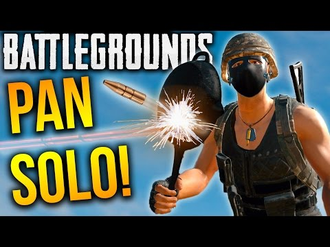 BATTLEGROUNDS NEW FRYING PAN META! + CHEEKY WINS | Player Unknown's Battlegrounds