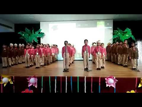 NATIONAL ANTHEM BY STUDENTS OF ROYAL CONVENT SCHOOL ON CONVOCATION CEREMONY