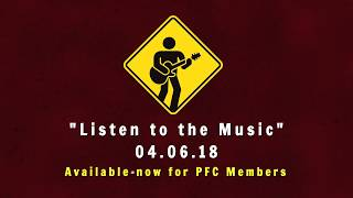 """""""Listen to the Music"""" Song Around The World 