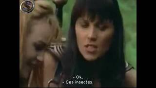 "Xena Bloopers Season 2 & 3 "" VOSTFR """