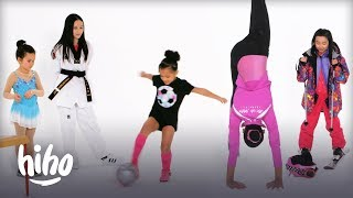 Favorite Sport! | Show and Tell | HiHo Kids