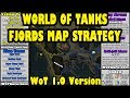 World of Tanks Fjords Strategy | World of Tanks 1.0