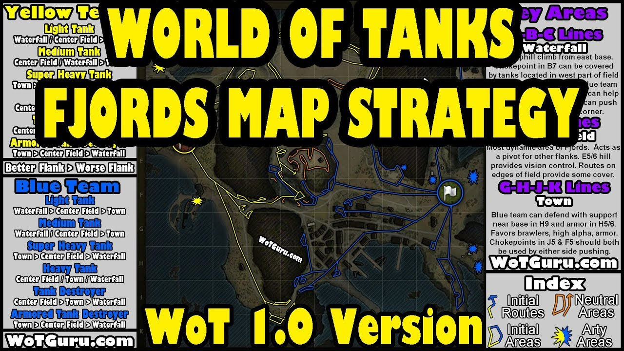 World of tanks fjords strategy world of tanks 10 youtube world of tanks fjords strategy world of tanks 10 gumiabroncs Images