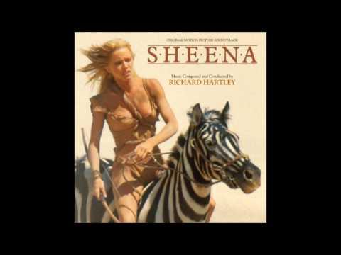 Sheena - Richard Hartley - End Title