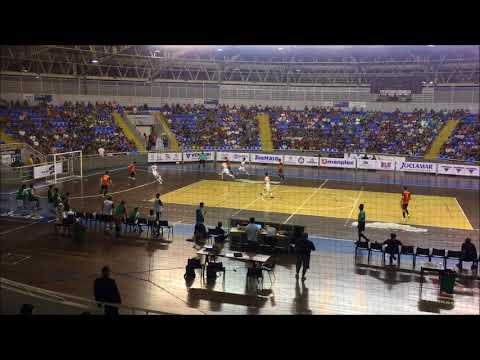 Semifinal da Copa SC: Blumenau Futsal 4x1 Joinville