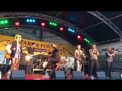 Soul Funktion @ Exeter Food and Music Festival 2018