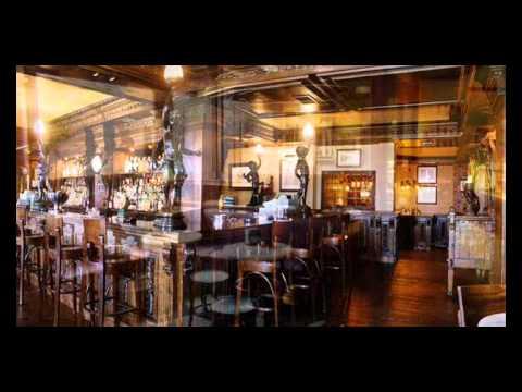 Newwd decoraci n bares caf youtube for Decoracion bares tematicos