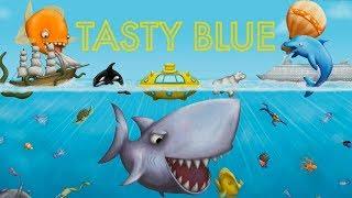 Скачать Tasty Blue РЫБА МОНСТР Мульт игра для детей про Рыбку Обжору СЪЕСТЬ ОКЕАН