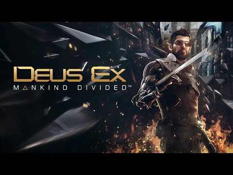 Deus Ex Mankind Divided Game Movie 1080p HD