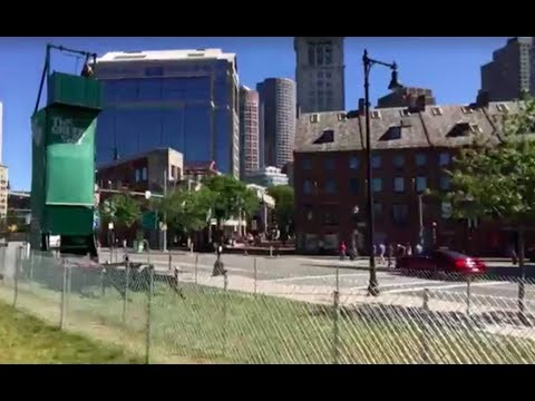 See the new Rose Kennedy Greenway