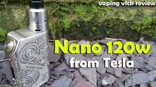 Tesla Nano 120w SteamPunk - Full Review
