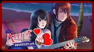 Amor Doce Univesity Life ep 7 - [Castiel]
