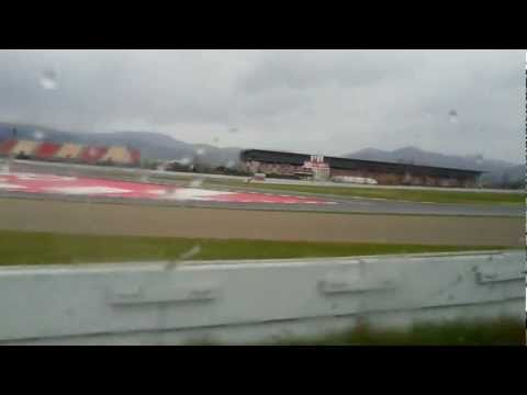 Spanish GP F1 Barcelona Catalunya 2013: Guide tour [HD]