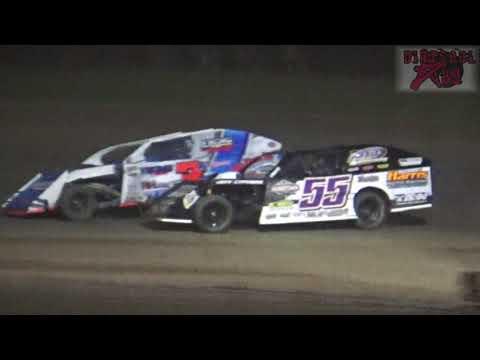 Salina Speedway - 5-4-18 - Salinausedcars.com Modified A Feature