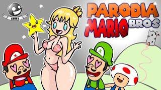 Mario bros. Parodia - SUJES