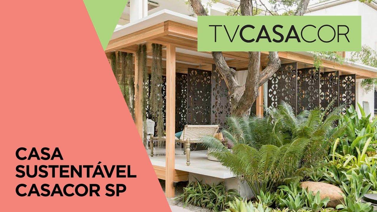 casa sustent vel de 63 m da casacor sp 2017 youtube