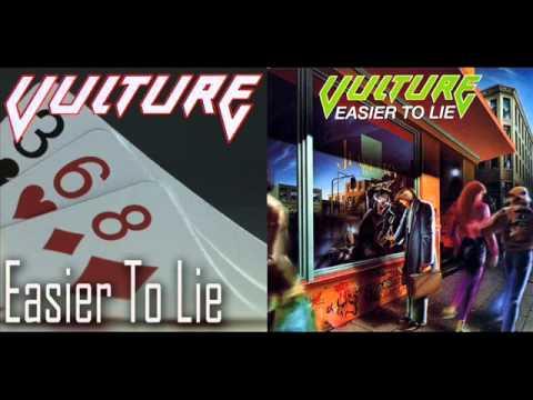 Vulture - Easier To Lie 1993 full album