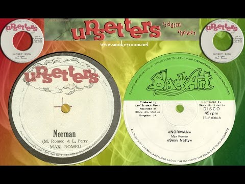 NORMAN -12 INCH- ⬥Max Romeo & The Upsetters⬥