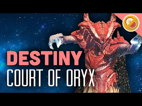 Destiny Court of Oryx - The Dream Team (Funny Gaming Moments)