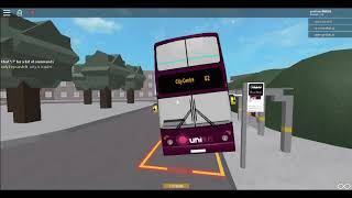 ROBLOX buses the original route U2