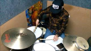 New Orleans Drums Grooves Transcriptions