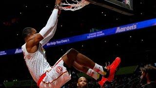 Hawks Team Effort In Comeback Vs. Bulls | Atlanta Hawks Highlights | 1/25/17