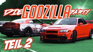 JP Performance - Die Godzilla Party! | Nissan GTR-R R35, R34 | Teil 2