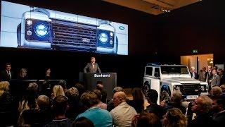 Land Rover Defender 2 Million 2015 Videos
