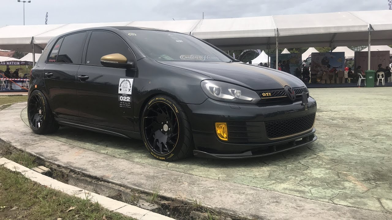 Golf Gti Modified All Car Nation Malaysia Autoshow Youtube