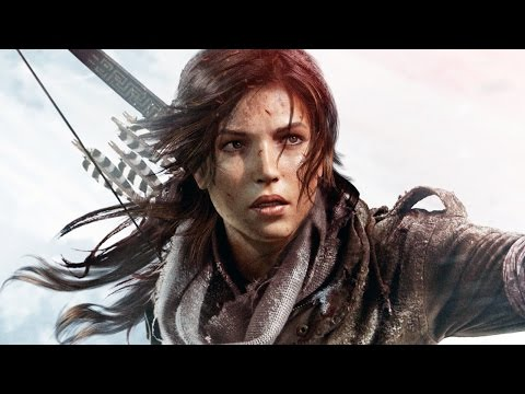 RISE OF THE TOMB RAIDER - INÍCIO DO GAMEPLAY, em Português P