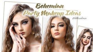 TRANG ĐIÊM BOHO DỰ TIỆC #bohemian #makeup