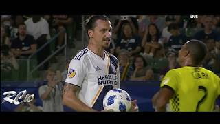 Zlatan Ibrahimovic vs Columbus Crew | 1080p | Home | 4-0 | July 07, 2018