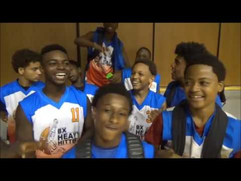 BX Heavy Hitters Nation 14U @Kingdome Tournament Harlem NY BasketballTutor