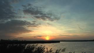Timelapse zonsondergang Aldtsjerk