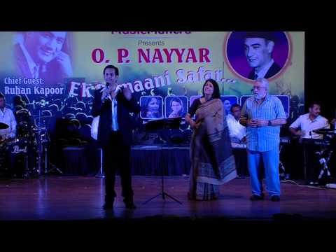 Ruhan Kapoor and Kersi Lord on O P Nayyar