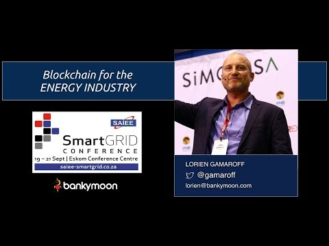 Blockchain for the Energy Industry
