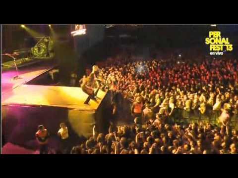 Whitesnake Live Personal Fest Argentina 2013