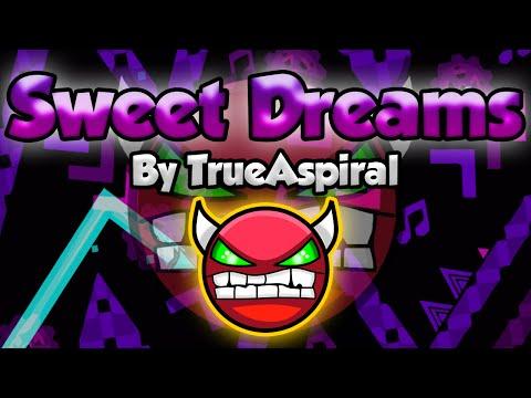 NINE CIRCLES PÚRPURA! Geometry Dash [1.9] (Demon) - Sweet Dreams by TrueAspiral
