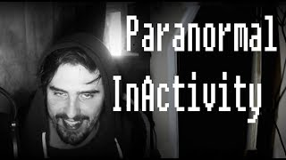 Paranormal In-Activity (Real Ghost Caught on Camera)