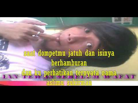 video klip the cagur sukirman