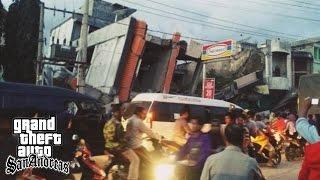 GTA San Andreas #DYOM7   Detik detik gempa aceh 2016 | Ramadhana of Gamer