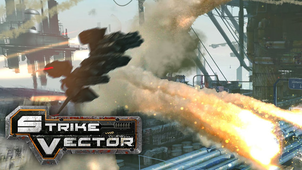 Strike Vector: Solo Challenges - Some trial runs from the first day of trying these!