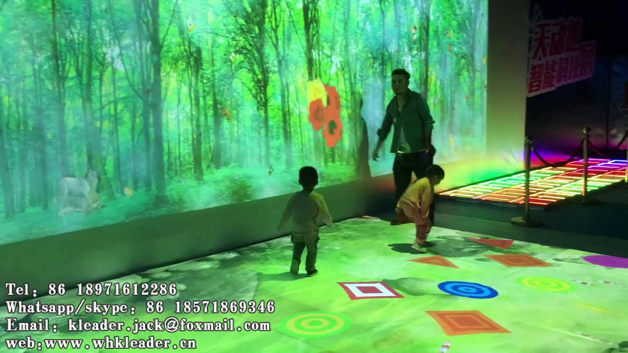 interactive floor projection games interactive hopscotch 3d     interactive floor projection games interactive hopscotch 3d interactive  projection system