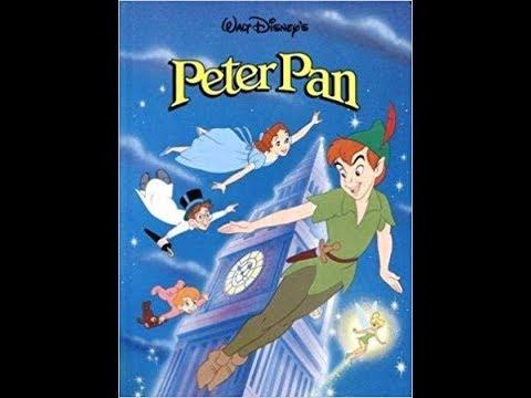 audiobook Peter Pan Spanish Español