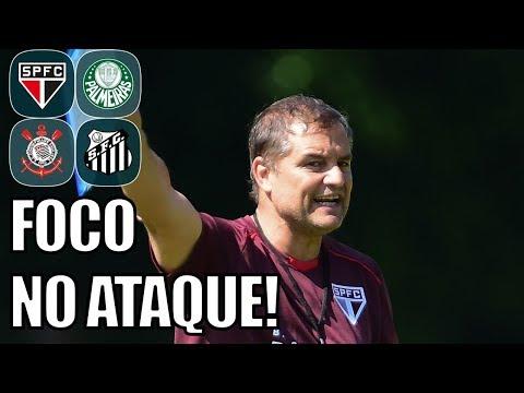Após Atenção à Defesa, Aguirre Aposta Em Trio Para Melhorar Ataque (02/05/18) - Boletim Da Manhã