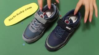Детские кроссовки для мальчиков на шнуровке и на липучках - детская спортивная обувь ТомМ