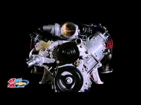 Chevrolet Performance LS7 Crate Engine Information & Specs