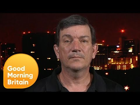 Florida Shooting: The Hero Teacher Who Protected His Students | Good Morning Britain